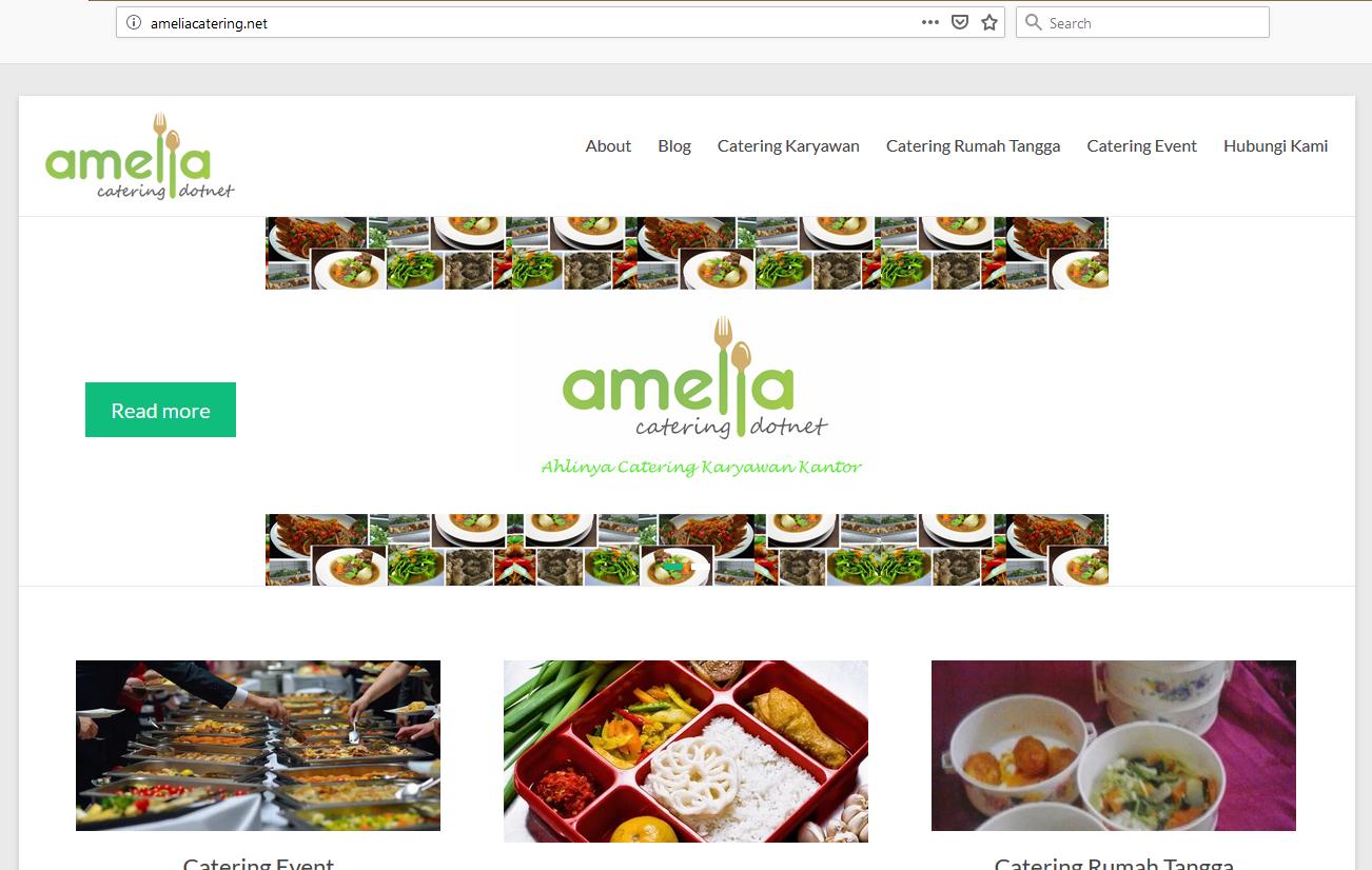 Jasa pembuatan website - HadidSama.com